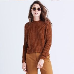 Madewell French Quarter Pullover